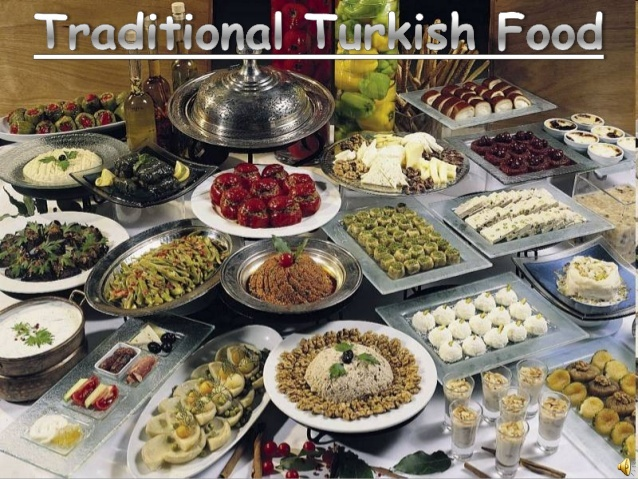 TURKISH CUISINE
