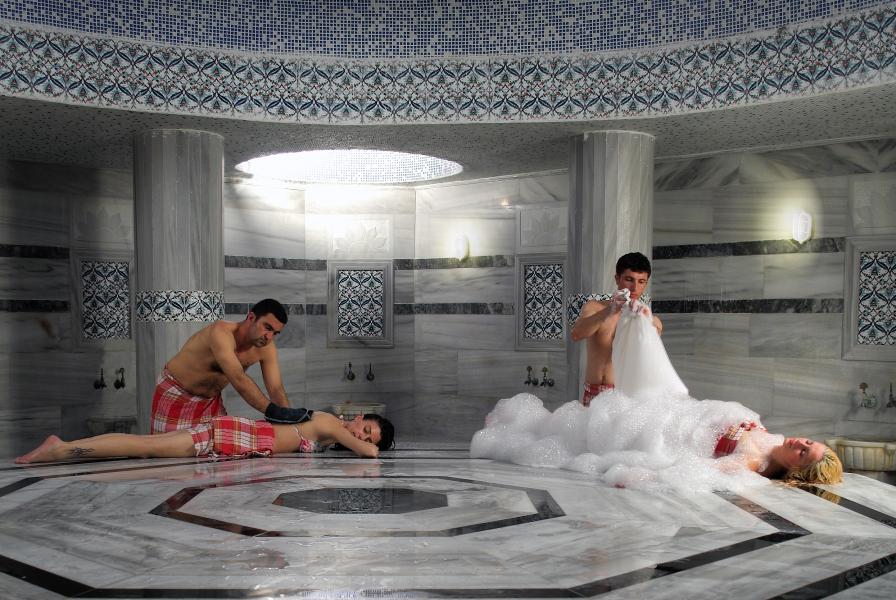 Turkish Bath-ANYTIME