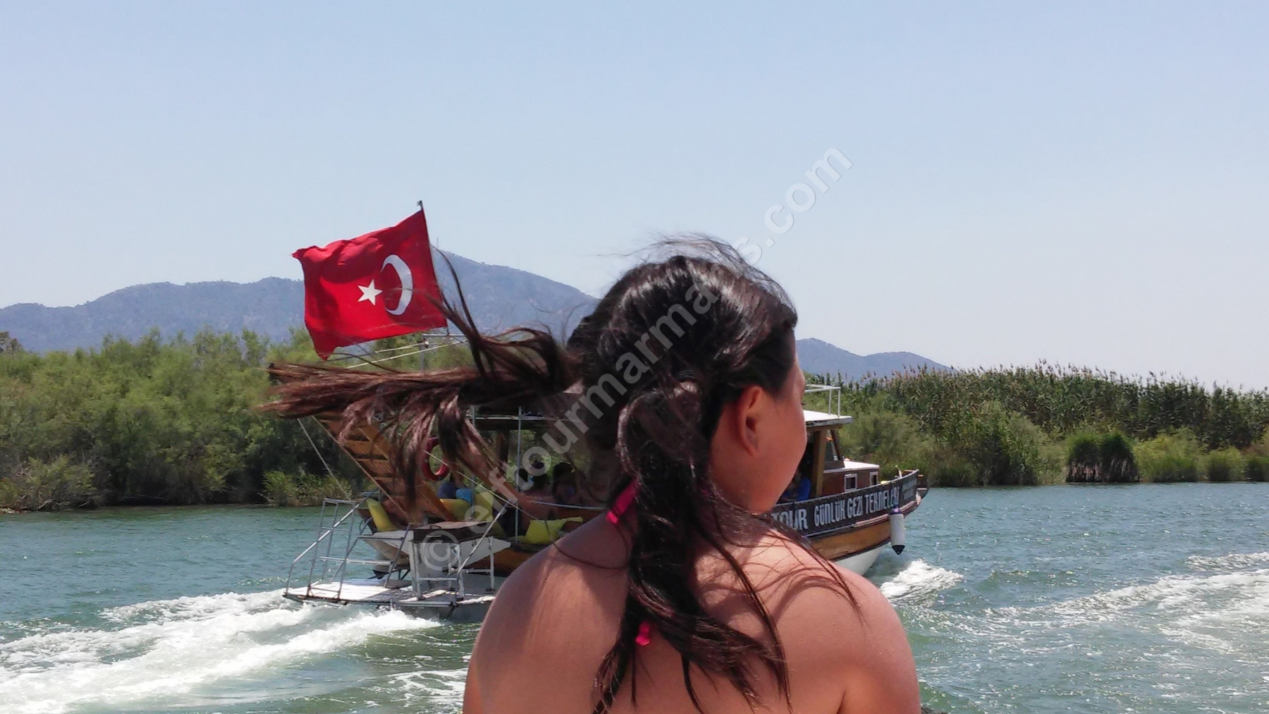 Turtle beach-Dalyan River