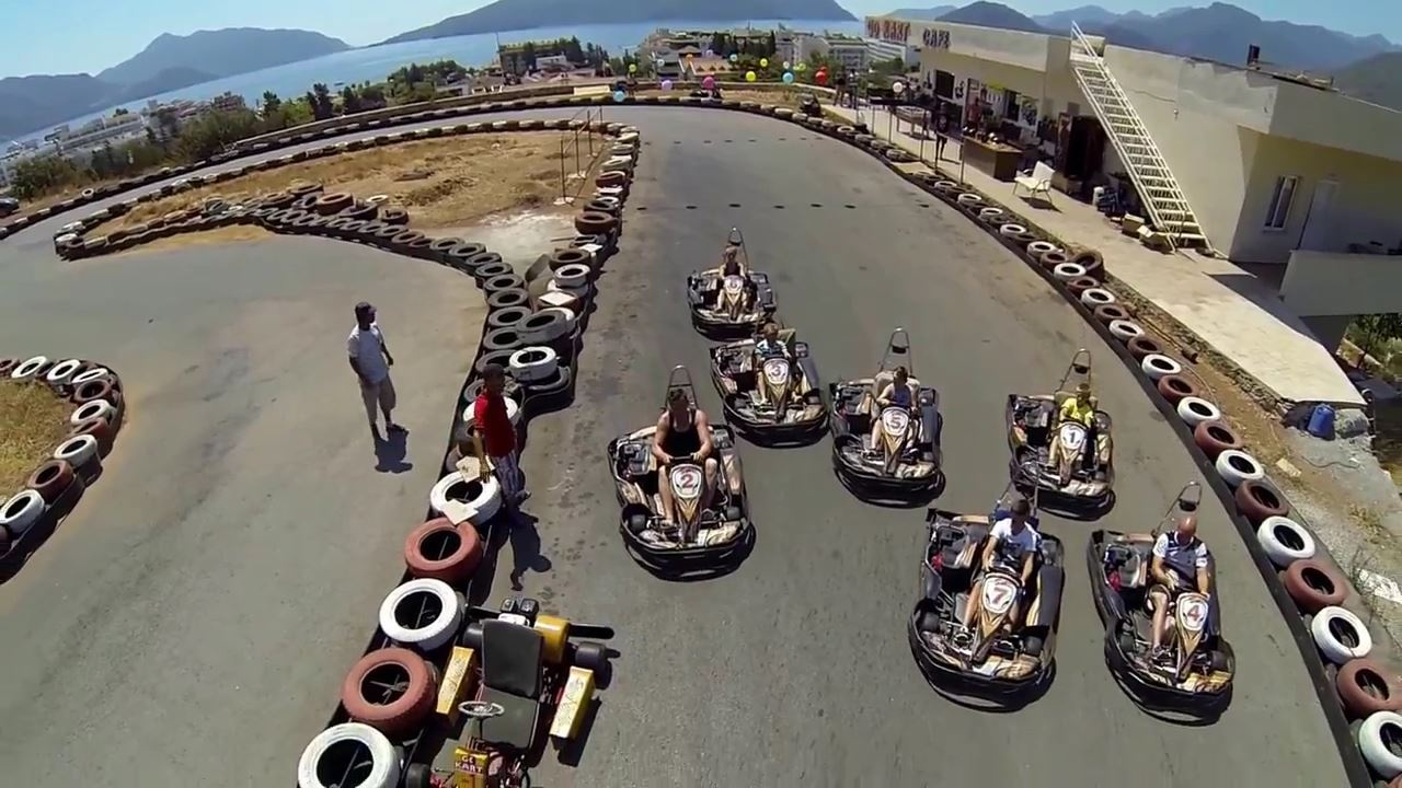 Go karting marmaris