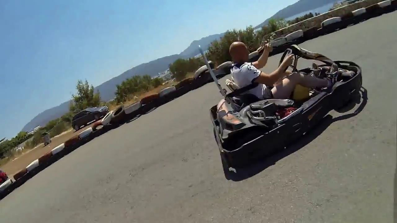 Go karting marmariS-EVERYDAY
