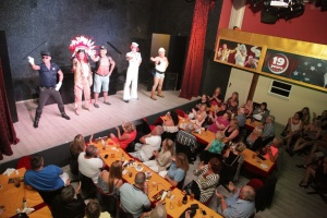 Talk Of The Town Cabaret Show.