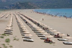Turtle Beach(Dalyan)  by COACH